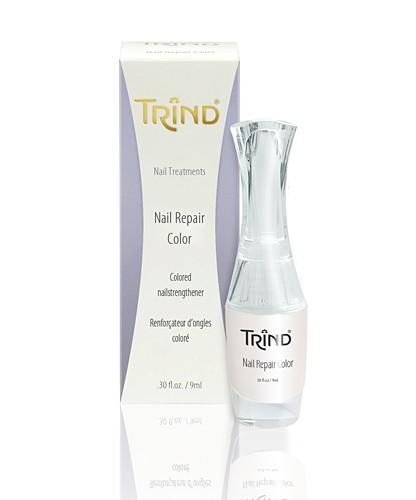 Укрепитель ногтей Trind. белый перламутр