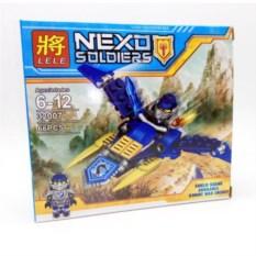 Конструктор Lele Nexo Soldiers 32007 (66 деталей)