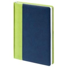 Недатированный ежедневник Norma (цвет — сине-зеленый)
