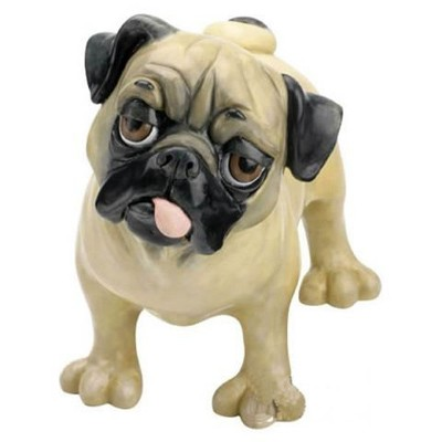 Фарфоровая фигурка собачки Prunella