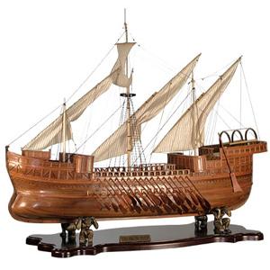 Модель корабля Dromon Ship