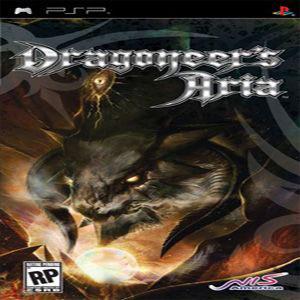 Игра для Sony PSP: Dragoneer's Aria