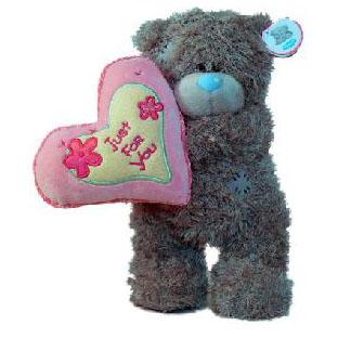 Мишка «Сердце»