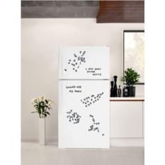Набор магнитов на холодильник Alphabet