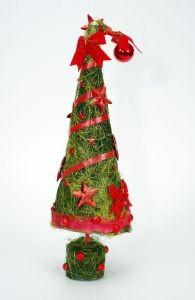 Новогодний сувенир Ёлочка зеленая