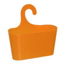 Оранжевая одвесная полка-корзина Stardis