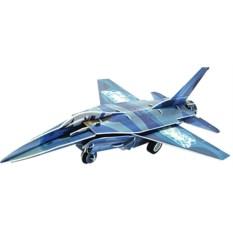 Инерционный 3D-пазл с мотором IQ Истребитель F-16