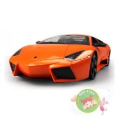 Радиоуправляемая оранжевая машинка Lamborghini Reventon