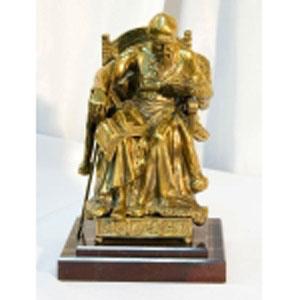 Скульптура Иван Грозный