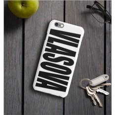 Именной чехол для iPhone Знаменитость