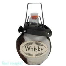 Фляга для виски, 200 мл