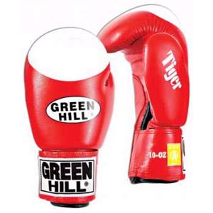 Боевые боксерские перчатки