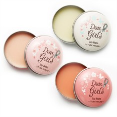 Бальзам Etude House Dear girls lip balm