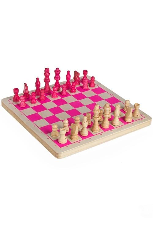 Настольная развлекательная игра Шахматы для блондинок