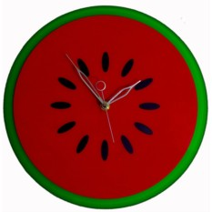 Настенные часы Арбуз