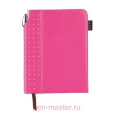 Розовая записная книжка Cross Journal Signature A5