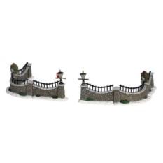 Декоративная миниатюра Каменная ограда