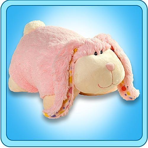 Игрушка-подушка Зайчик
