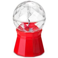 Светильник с вращающейся лампой «Диско»