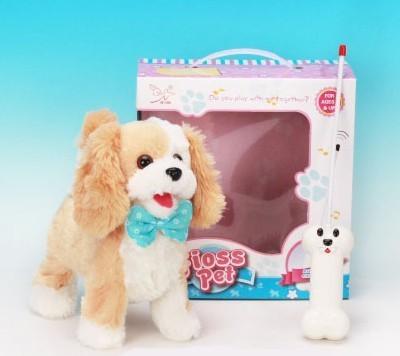 Радиоуправляемая плюшевая собака Спаниель