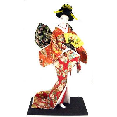 Статуэтка Японская кукла
