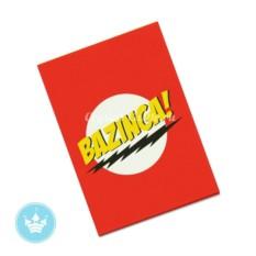 Обложка на паспорт Bazinga