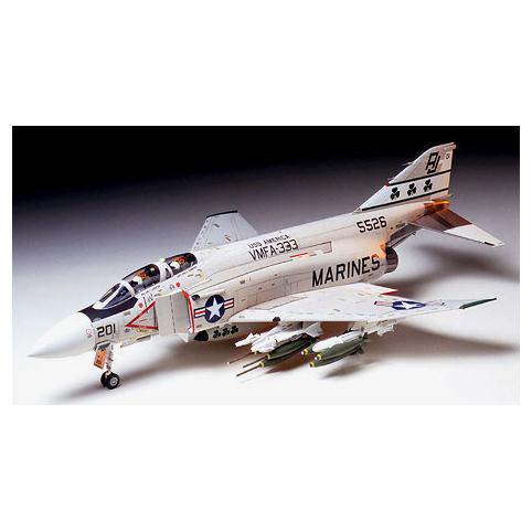 Модель McDonnell Douglas F-4J Phantom II Marines