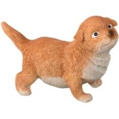 Фигурка Маленькая рыжая собачка