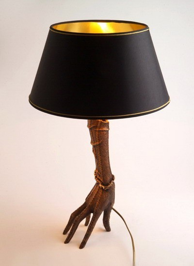 Лампа Перчатка Venturi Arte