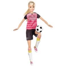 Кукла Барби Безграничные движения. Футболистка