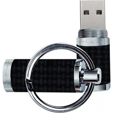 Брелок с USB флешкой на 1 гб.