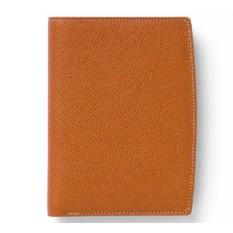Вертикальный коричневый бумажник Graf von Faber-Castell