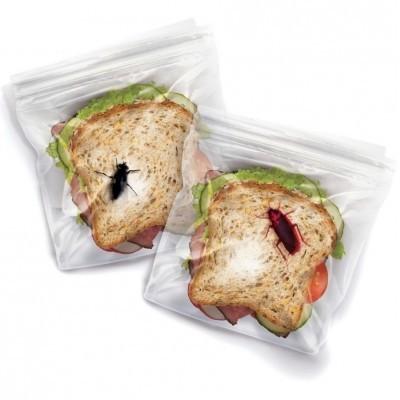 Пакеты для ланча «Букашки-таракашки»