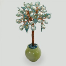 Дерево из жемчуга Подарок любимым