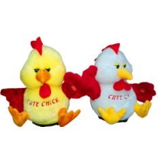 Поющая и танцующая игрушка Цыпленок — символ 2017 года