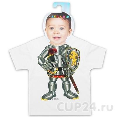 Детская футболка Рыцарь