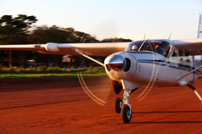 Сертификат Полет на самолете Cessna