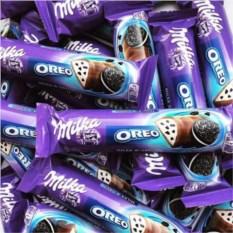Шоколадный батончик Мilka Oreo Riegel