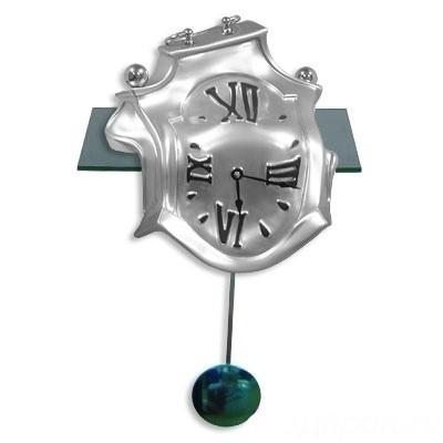 Часы с маятником На полку