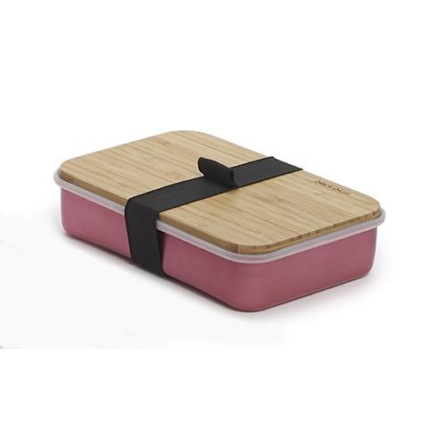 Бутербродница Black+Blum (розовая)