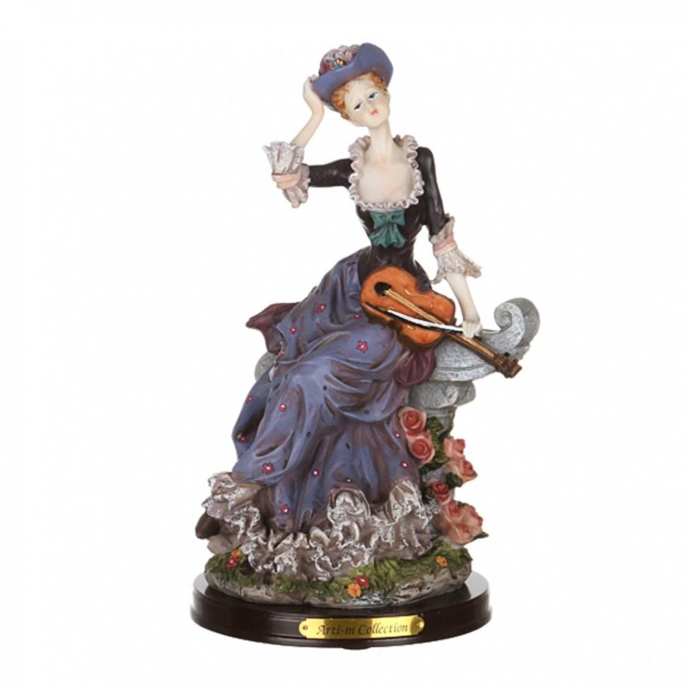 Статуэтка Девушка со скрипкой