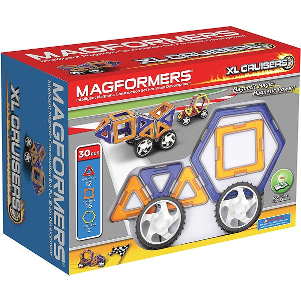 Конструктор Magformers XL Cruisers Машины