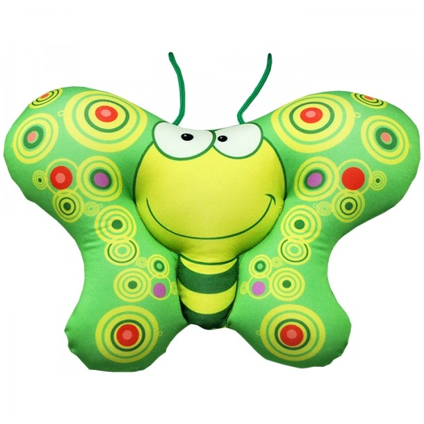 Игрушка-антистересс Зелёная бабочка