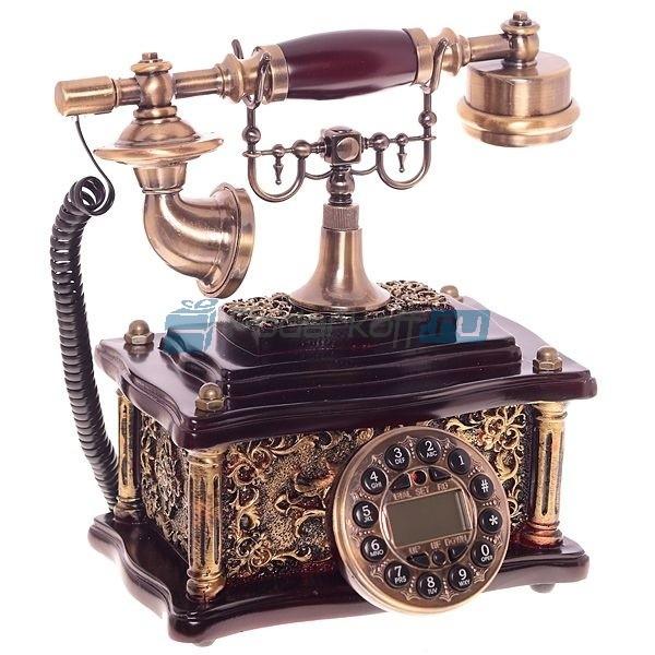 Кнопочный ретро-телефон Мия