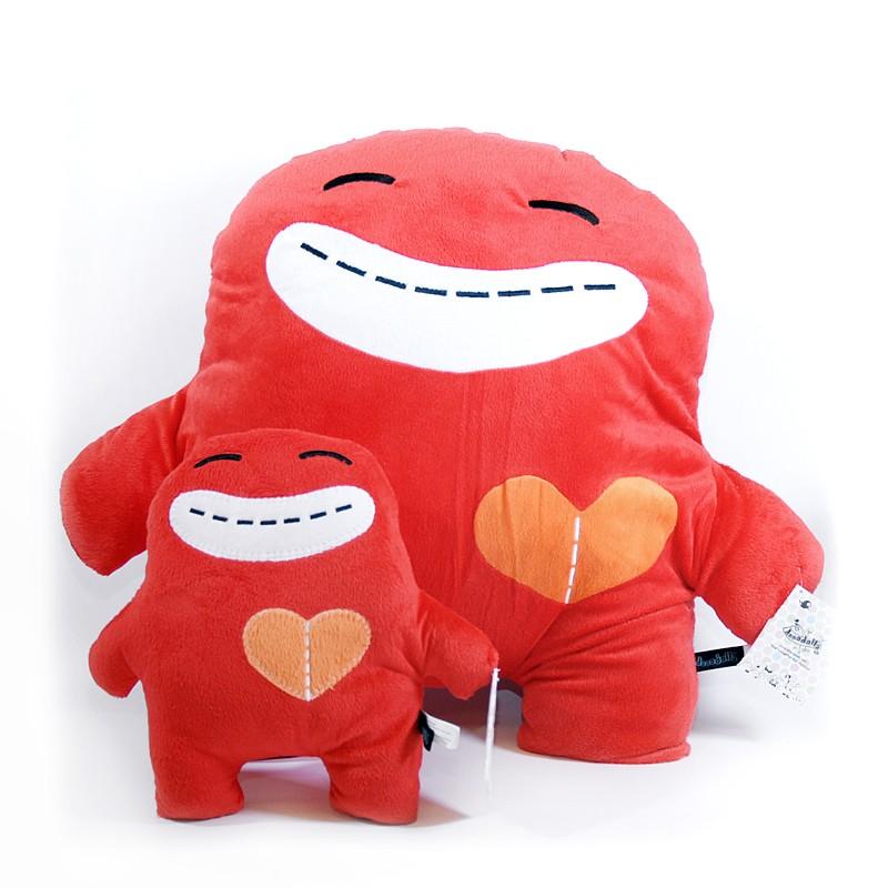 Плюшевая игрушка Dooodolls Doo Reddish Twin