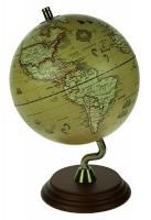 Настольный сувенир «Античный глобус»