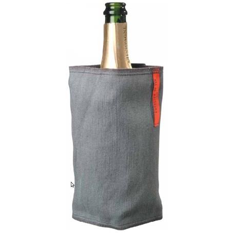 Охладительная рубашка L'Atelier du Vin Grey Linen