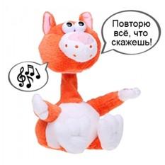 Интерактивная игрушка «Кот–повторюшка»