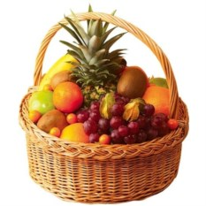 Корзина с фруктами Tutti Frutti Classic (6 кг)