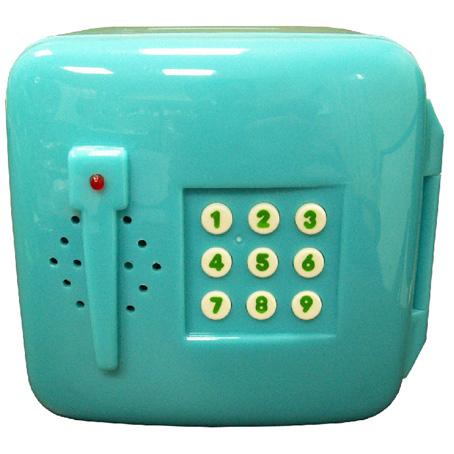 Пластиковый сейф с электронной системой запирания